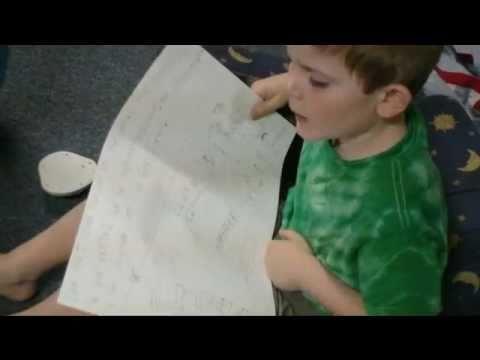 Autistic Children Can Write