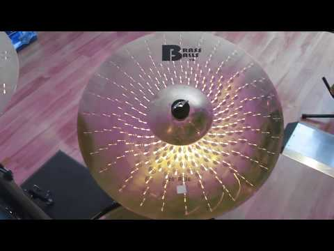 Brass Balls TB Series Cymbals