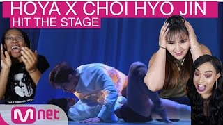 HOYA HIT THE STAGE PERFORMANCE REACTION || TIPSY KPOP