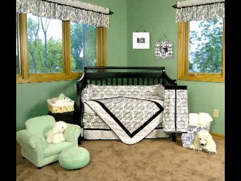 Enjoy Decorating Your Baby's Nursery