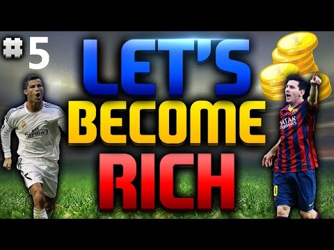 FIFA 15 | Let's Become Rich | Best Investment Righ Now #5
