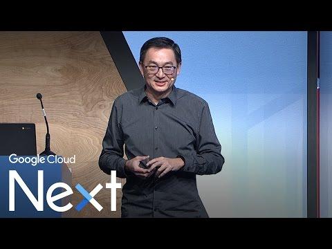 Large-scale data ingest on GCP (Google Cloud Next '17)