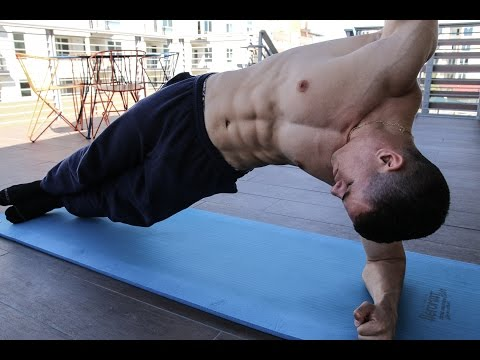Shred Up Those OBLIQUES (side abs)