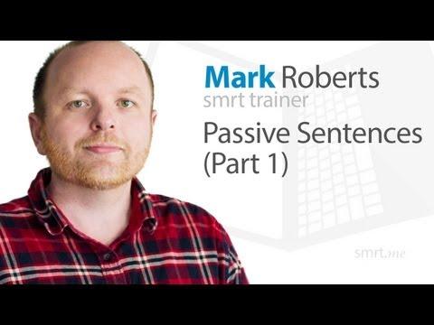 Passive Sentences (Part 1)