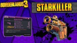 Download Borderlands 3 Starkiller Unique Weapon Guide (Laser Pistol!) Video