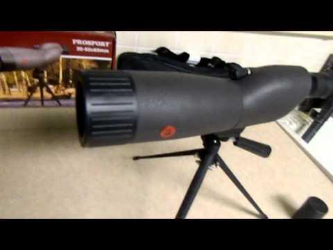 simmons prosport spotting scope