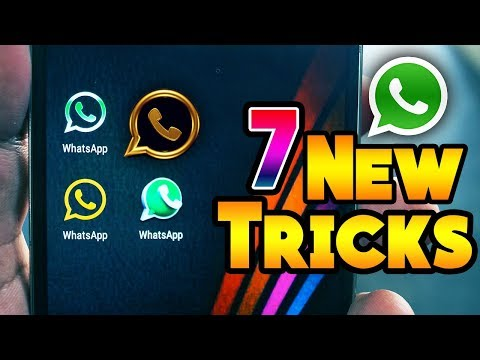 7 Awesome New WhatsApp Tricks You Should Use- 2017 ⚡🔥⚡🔥⚡🔥⚡