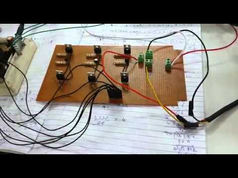 BLDC MOTOR SPEED CONTROL