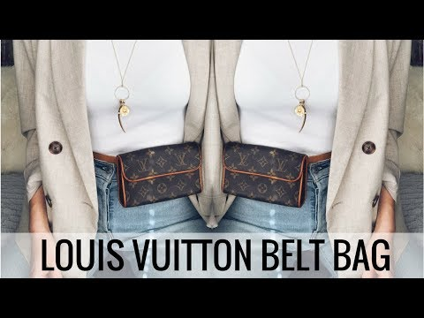 LOUIS VUITTON BELT BAG FOR UNDER €250?! 👜  POCHETTE FLORENTINE REVEAL & TIPS | CIARA O DOHERTY
