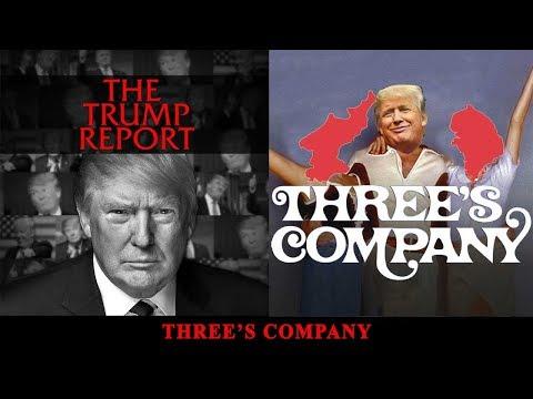 The Trump Report | Three's Company | AfterBuzz TV