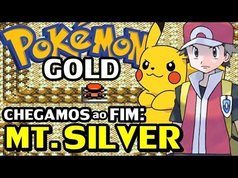 Pokémon Gold (Detonado - Parte 33) - Mt. Silver e A Reta Final