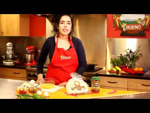 New Mexico Green Chile Breakfast Burrito - The BUENO®  Kitchen