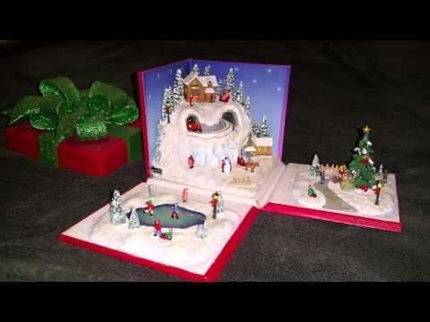 Christmas animated gift box light's and Sound.