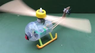 How to Make Electric Helicopter Dynamo (DC Motor)