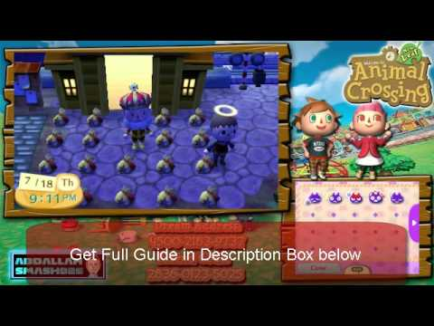 Animal crossing new leaf Cheats for Bells