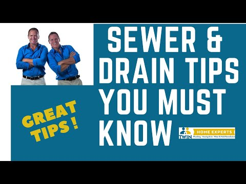 Sewer Clean Out Tips