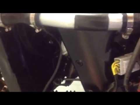 CBR 600 RR3 Throttle Position Sensor (TPS) Adjustment.