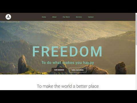 How to Make an Amazing Website using WordPress - 2018