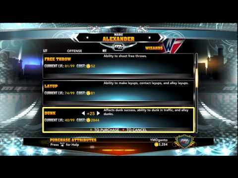 NBA 2K13 MyCAREER Tutorial: Getting 80 Overall Before First Game! ft Marc Alexander