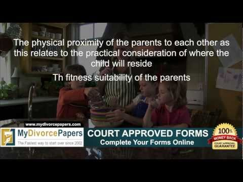 How to File Indiana Divorce Forms Online