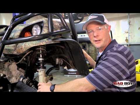 Bad Boy Buggy Garage -