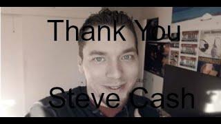 Thank You Steve Cash (Talking Kitty Cat)