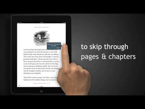 Kobo Quick Flip Feature for iOS