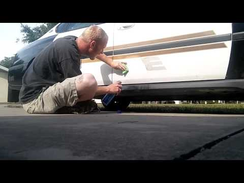 Getting glue off vehicles from stickers and proffesional wrap