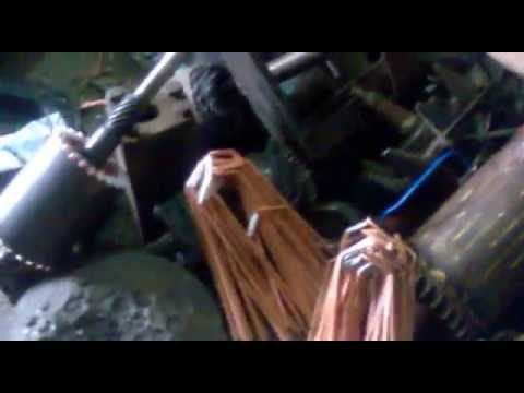 stator armature rewinding method practical video