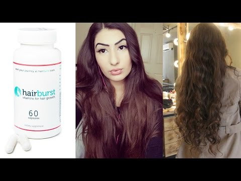 Hairburst Hair Growth Vitamins Review | DOES IT WORK?
