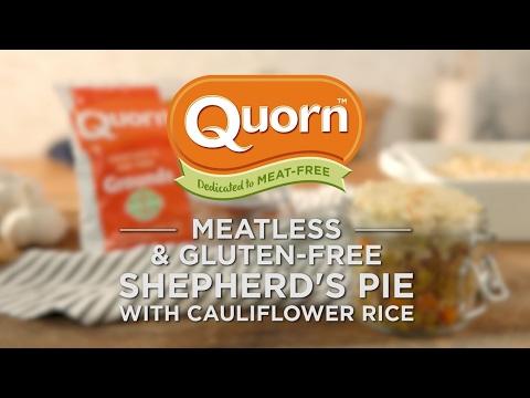 Quorn Meatless & Soy-Free Shepherd's Pie