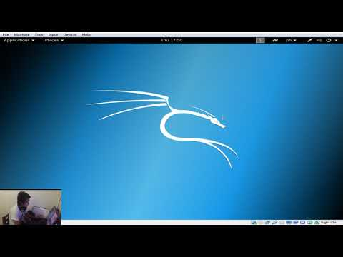 How To install kali linux and Configure DNS