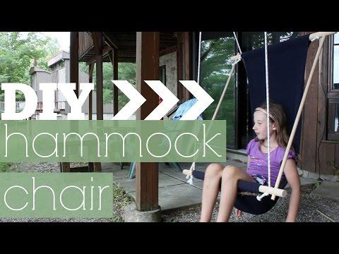 DIY Hammock Chair/Swing