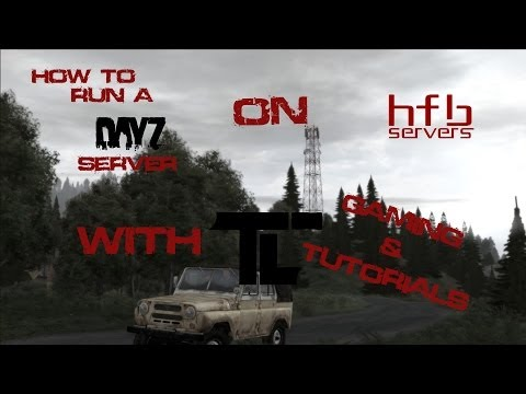 Where to find PBO's & how to install/update DayZ mods on HFB servers!
