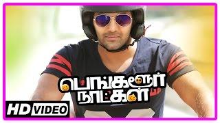 Bangalore Naatkal Tamil Movie   Arya Special Scenes   Sri Divya   Bobby Simha   Rana   Parvathy
