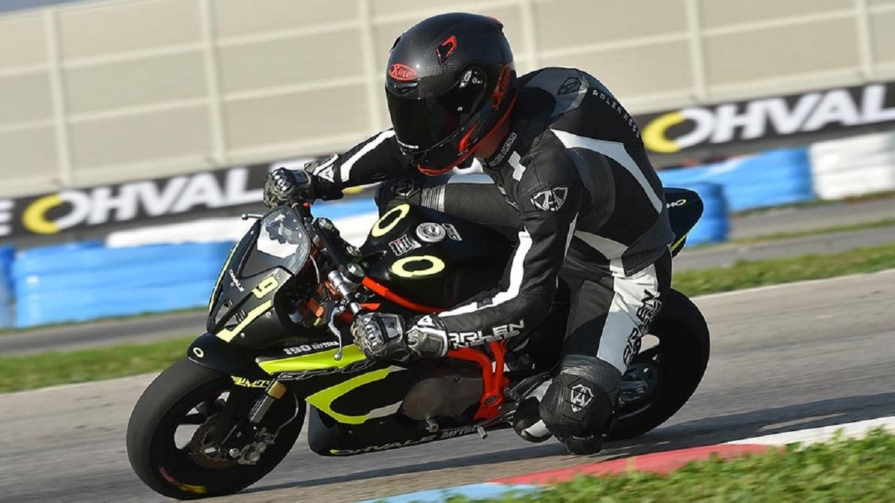 Ohvale GP-0 190cc Test Ride