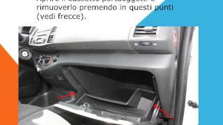 Tutorial come sostituire il filtro abitacolo for Filtro aria cabina 2016 nissan murano