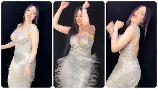 جليلة المغربيه ترقص رقص عراقي وردح في بغداد