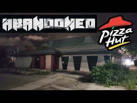 Exploring Abandoned Pizza Hut