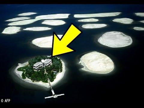 Most Insane Celebrity Mansions