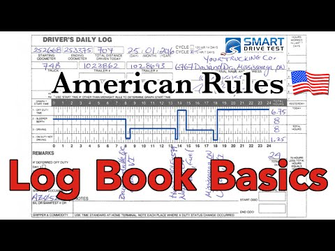 Log Books   United States Rules