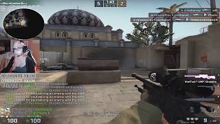 CSGO - People Are Awesome #56 Best oddshot, plays, highlights