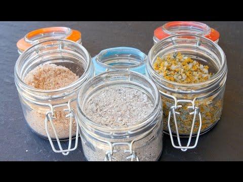 DIY Seasoned Salt
