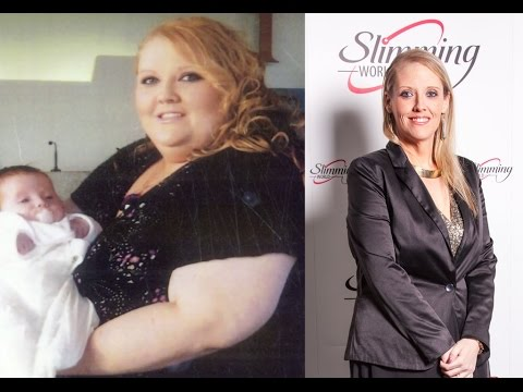 Bríanán McEnteggart lost 20st at Slimming World  - Woman of the Year 2014