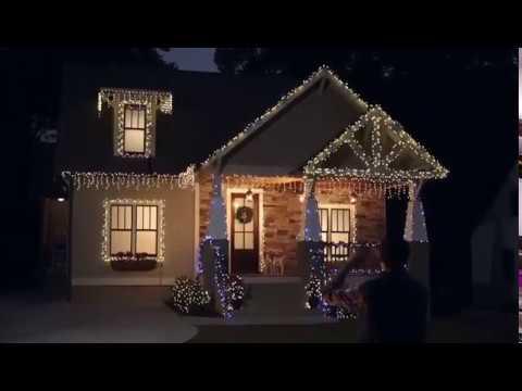 How To Hang Christmas Lights for Celebrating 2017 Christmas Holiday