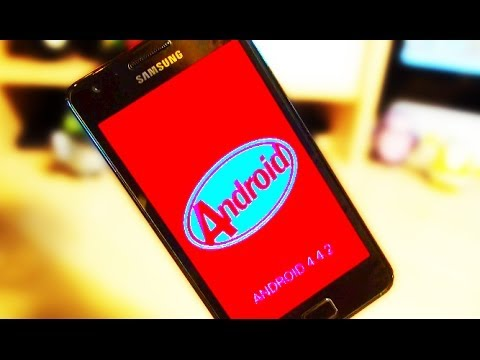 How to Upgrade / Install Android 4.4 KITKAT on Samsung Galaxy S2 Easily