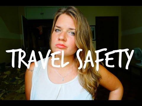 Travel Safety || Tips