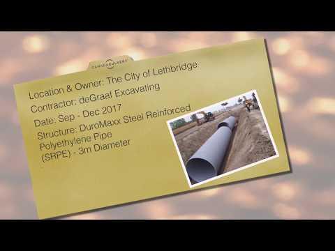 Canada Culvert - DuroMaxx, North Lateral Realignment