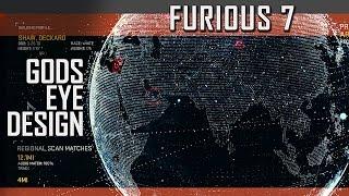 Furious 7 - Designing the God's Eye | Cantina Creative