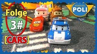Robocar Poli Deutsch Cars 2 Kinderfilm Deutsch Folgen Lightning McQueen Car Toys Cartoon